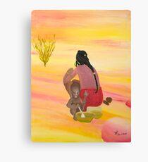 Africa Nr1 Canvas Print