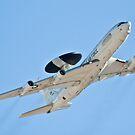 OK 83 0009 E-3A Sentry AWACS by Henry Plumley