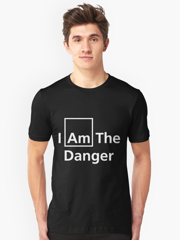 I Am The Danger by Robin Lund