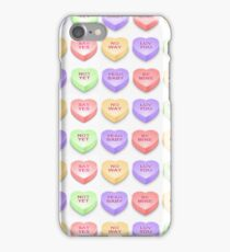 Lovehearts iPhone Case/Skin