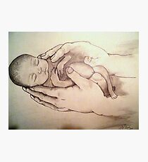 New Born Photographic Print
