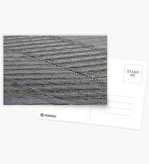Corrugated. Postcards