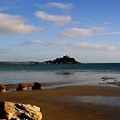 ST. MICHAEL'S MOUNT. by AndyReeve