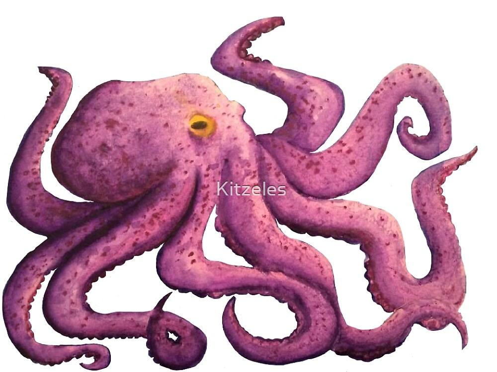 Octopus by Kitzeles