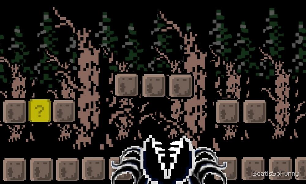 Pixel Supernatural Purgatory  by BeatIsSoFunny