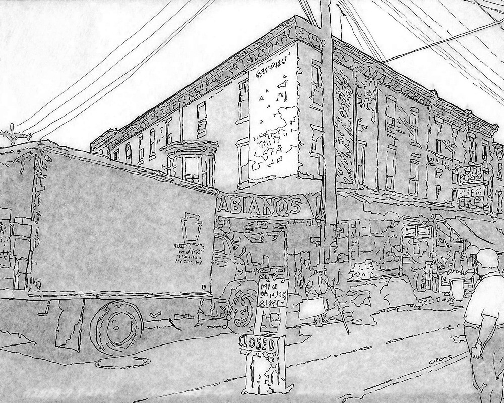 005-9th and Washington Ave.,Phila.,PA   1954 by CIFONE
