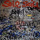 mur de Berlin by Bruno Lopez