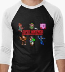 Super Nintendo T-Shirt