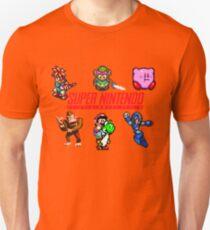 Super Nintendo T-Shirt