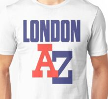 London A-Z Unisex T-Shirt