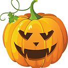 Jack-o-lantern Mark IV by cartoon