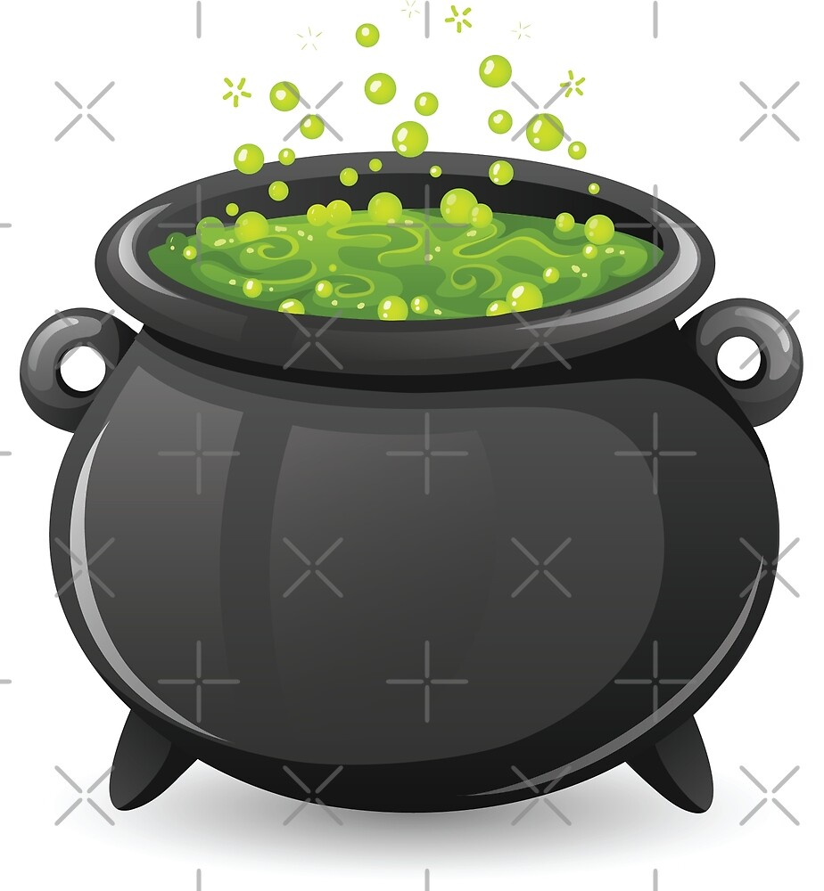 Halloween Cauldron featuring Mountain Dew? by cartoon