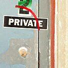 closed door by william marzulla