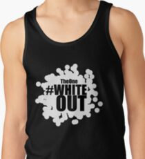 #Whiteout Tank Top