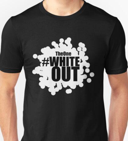 #Whiteout T-Shirt
