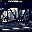 Chicago through the bridge by toby snelgrove  IPA