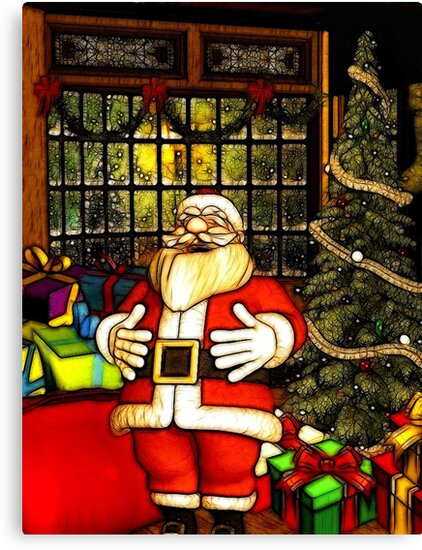 Jolly Old St. Nick by shutterbug2010