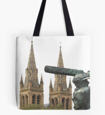 The Don Cathedral  Tote Bag