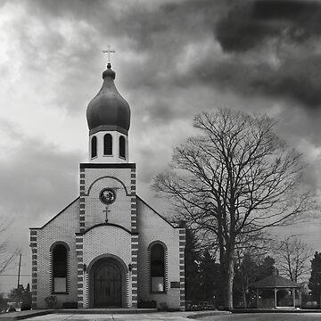 St George Church by stefanChirila