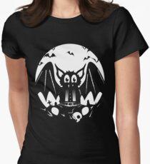 Teddy Bat Womens Fitted T-Shirt