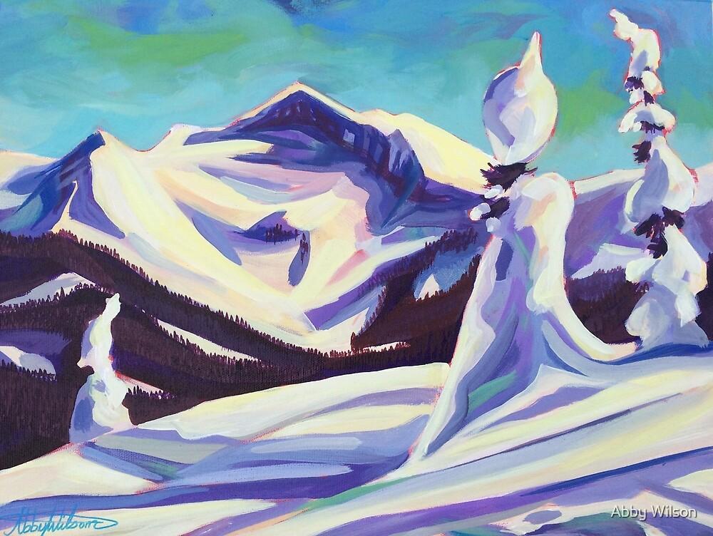 Evening Ridge by Abby Wilson