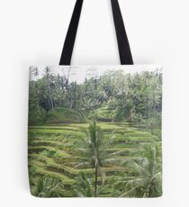 Rice Fields B80123 Tote Bag