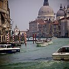 Venice grand canal italy by grorr76