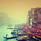 Grand Canal, Venice - Italy by fineartphoto1