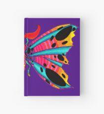 Bephalee Warnhoff Moth Hardcover Journal