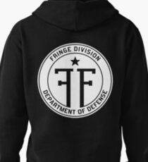 Fringe Division Pullover Hoodie