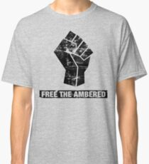 FREE THE AMBERED Classic T-Shirt
