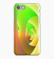 Citrus Labyrinth iPhone Case/Skin