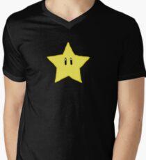 Mario Star :) Men's V-Neck T-Shirt