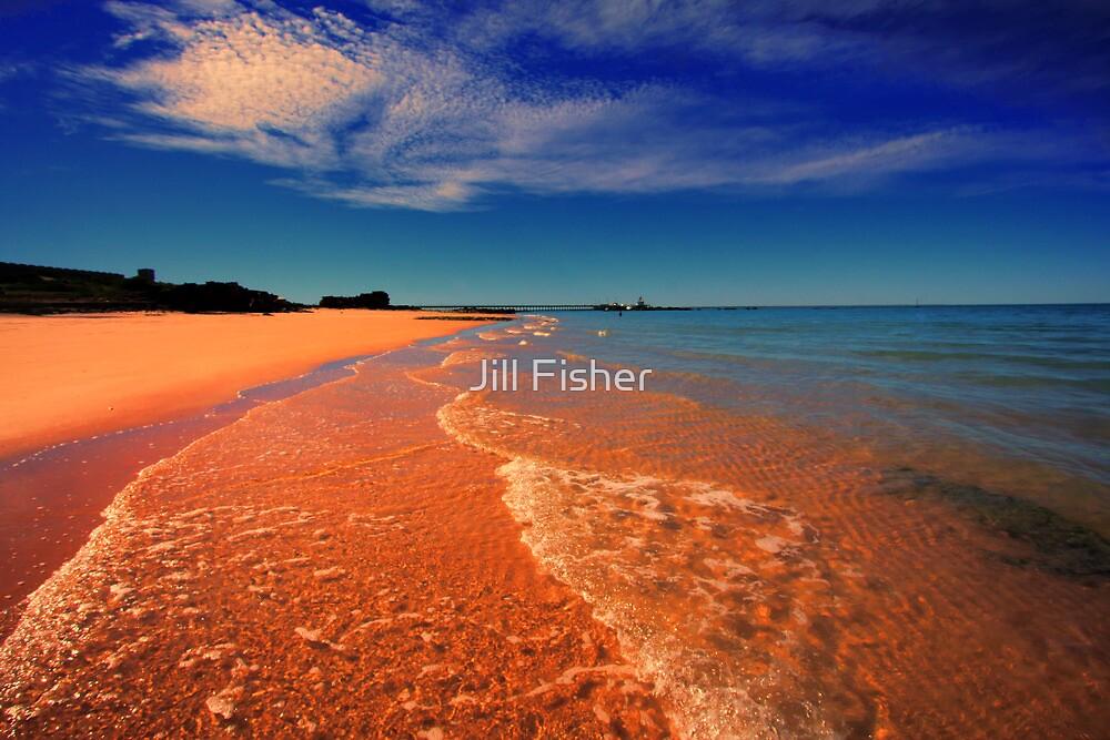 Where Desert Meets Sea by Jill Fisher