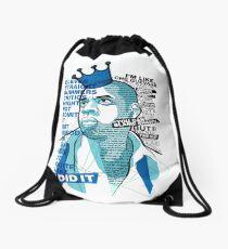 Jay-Z Eleven Straight Summers Drawstring Bag