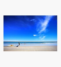 Big Blue Sky Photographic Print