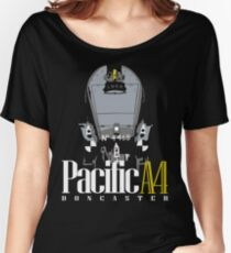 Pacific A4 Women's Relaxed Fit T-Shirt