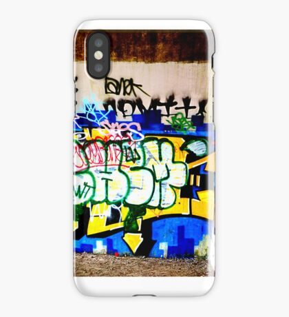 Brooklyn Graffiti 9 iPhone Case/Skin