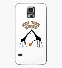 New York Necks (giraffe pattern for light-colored shirts) Case/Skin for Samsung Galaxy