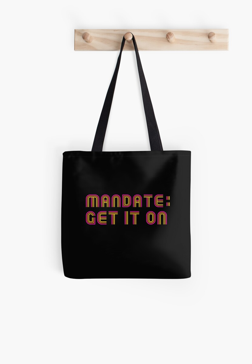 Mandate: Get It On by TVsauce