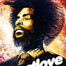 Questlove by popephoenix
