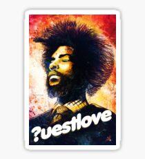 Questlove Glossy Sticker