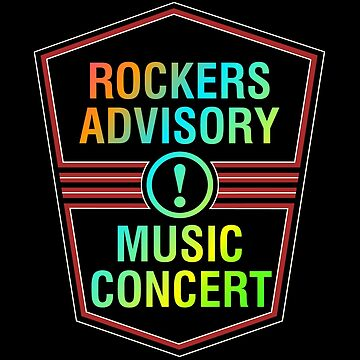 Colorful Rockers Advisory by kashamo