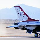 USAF Thunderbird #1 Engine Start by Henry Plumley