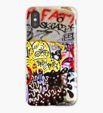Graffiti New York City iphone case iPhone Case/Skin