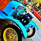 Classic Cars Colors by Ginadg73