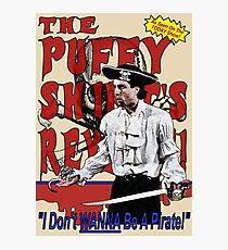 The Puffy Shirt's Revenge Photographic Print