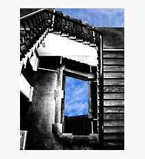In search of Magritte Photographic Print