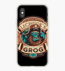 Ghost Pirate Grog iPhone Case
