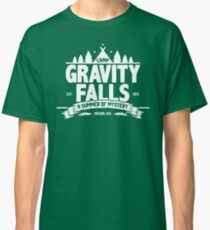 Camp Gravity Falls  Classic T-Shirt